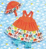 Kwik Sew k168 - Baby - Hatt
