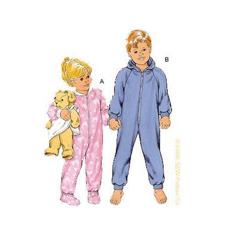 Kwik Sew 2704 - Pyjamas - Barn