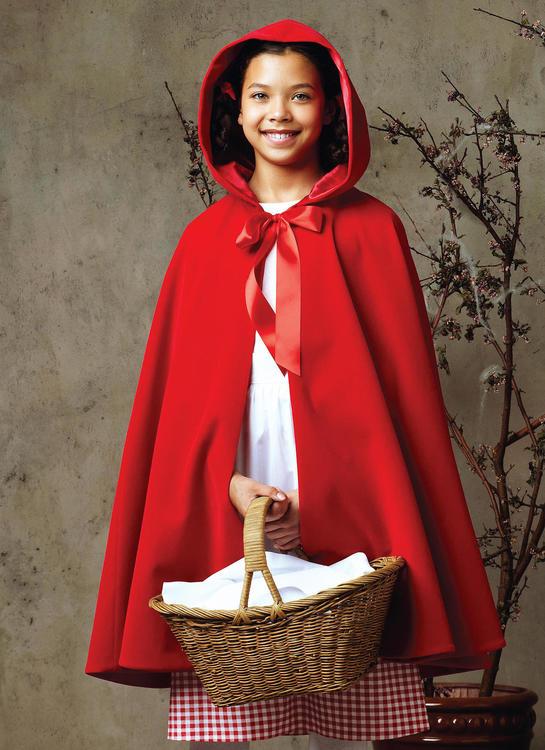 Kwik Sew 3723 - Maskerad barn