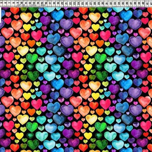 COLLEGE flossad baksida - Regnbågshjärtan