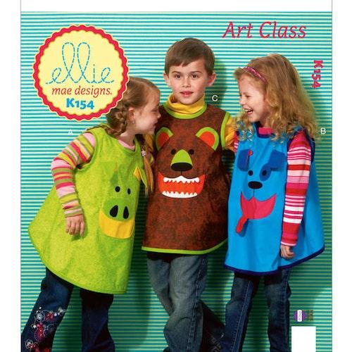 Kwik Sew k154 Barn Förkläde