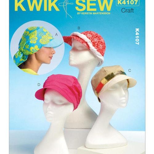Kwik Sew k4107 Accessoarer Hatt