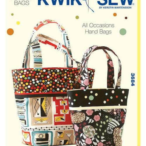 Kwik Sew k3684 Pyssel &Presenter Väska