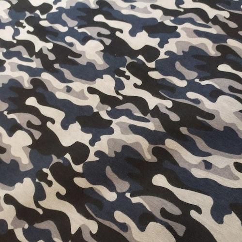 Camouflage TRIKÅ Jeansblå / grå Kent