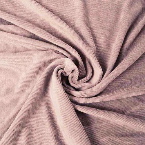 Smalspårig manchestervelour - Blek Antiklila 92