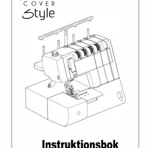 Alfa Hogar Style Coverstitch - Svensk manual, PDF