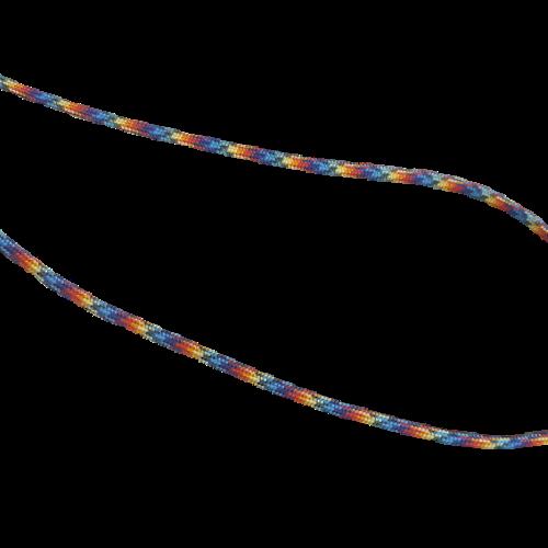Snodd Regnbågsfärger säljs per dm. Snöre