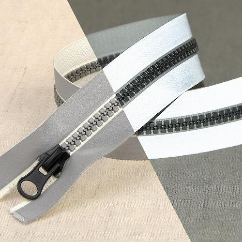 Blixtlås REFLEX delbar till Jacka 50 cm