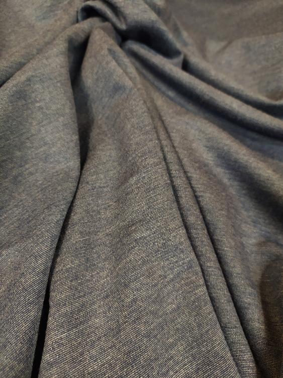 Courtelle - Jeansfärgad
