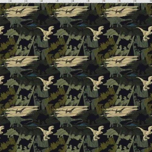Bomullstrikå - Dino militär
