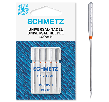 Nål Schmetz Universal nålar 80/12 - 5-pack
