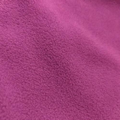 Fleece Polyester Cardinal