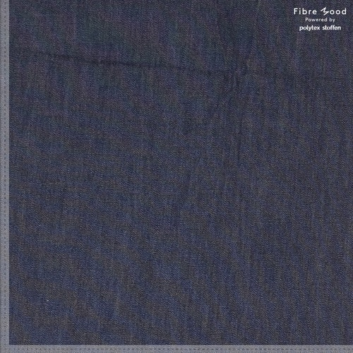 Fibre mood Kollektion 13 - Chambray mörkblå Debra
