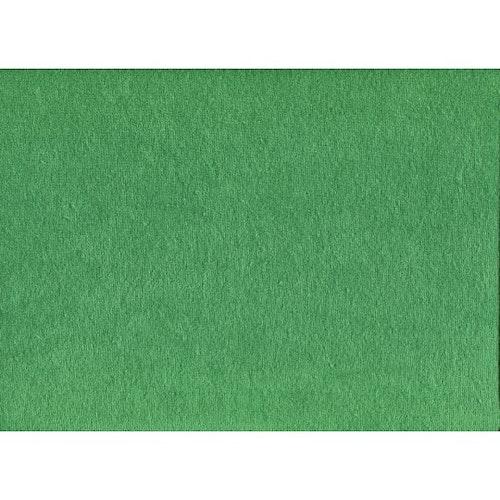Stretch Frotté Gräsgrön