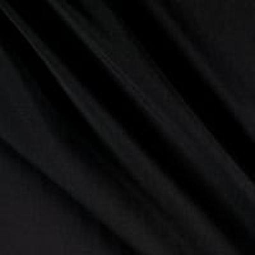 Gabardin med vackert fall svart