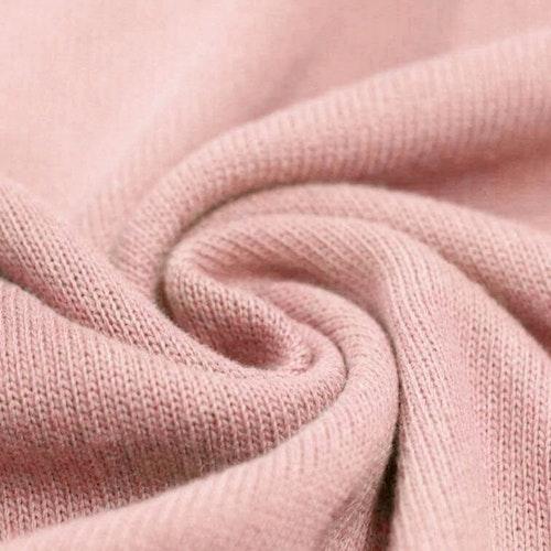 Anna Stickad bomull Autumn Pink