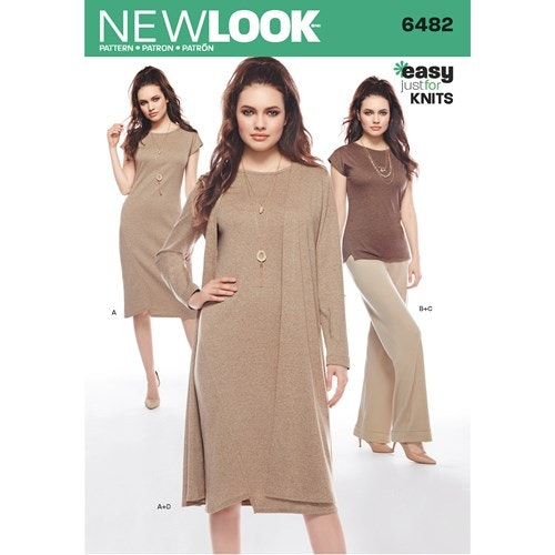 New Look Garderob 6482 stl 34-48