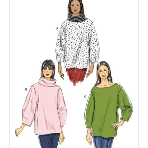 Vogue Jumper 9330 xs-xL