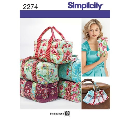Simplicity 2274 Väska