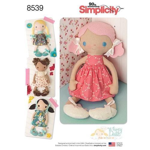 Simplicity 8539 OS Docka