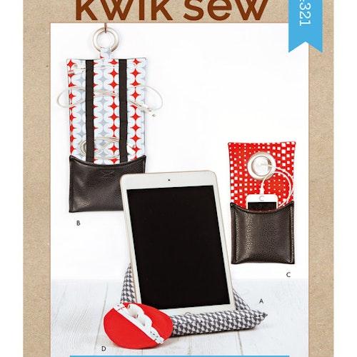 Kwik Sew k4321 Pyssel &Presenter Väska Förvaring