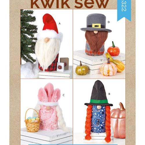 Kwik Sew k4322 Inredning Jul