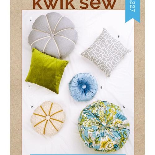 Kwik Sew k4327 Inredning Kudde