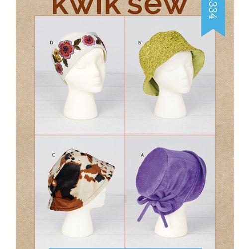 Kwik Sew k4334 Accessoarer Hatt