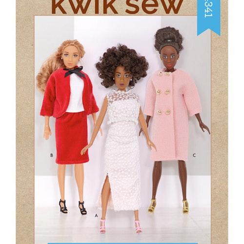 Kwik sew k4341 Dockkläder