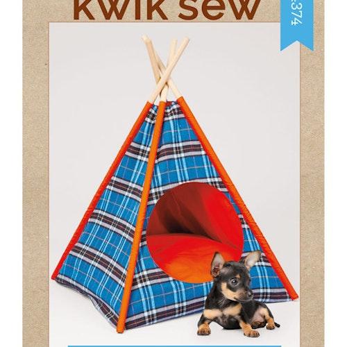 Kwik Sew k4374 Djur tält