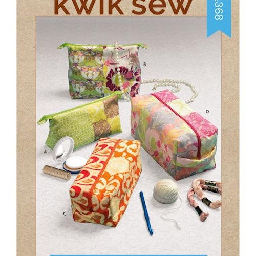 Kwik Sew k4368 Necessär