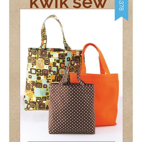 Kwik Sew k4378 Pyssel &Presenter Väska Förvaring