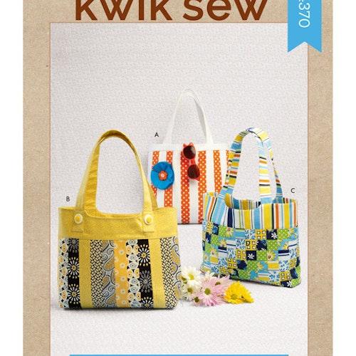 Kwik Sew k4370 Pyssel &Presenter Väska Förvaring