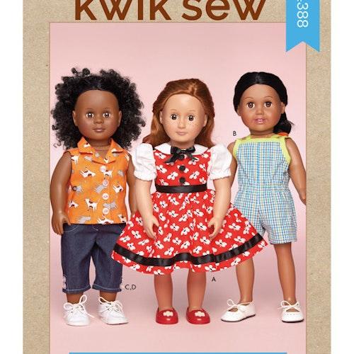 Kwik sew k4388 Dockkläder