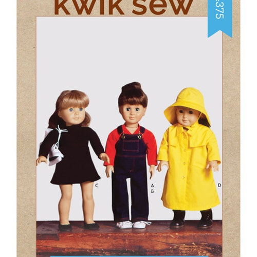 Kwik sew k4375 Dockkläder