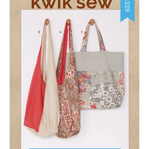 Kwik Sew k4329 Pyssel &Presenter Väska