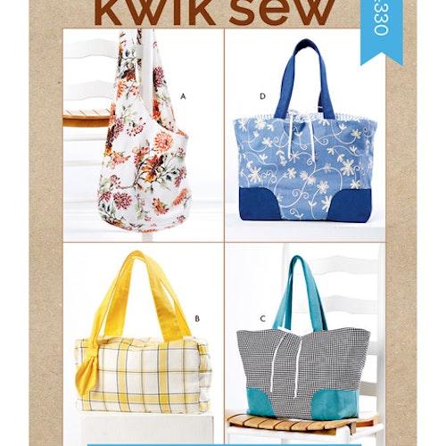 Kwik Sew k4330 Pyssel &Presenter Väska