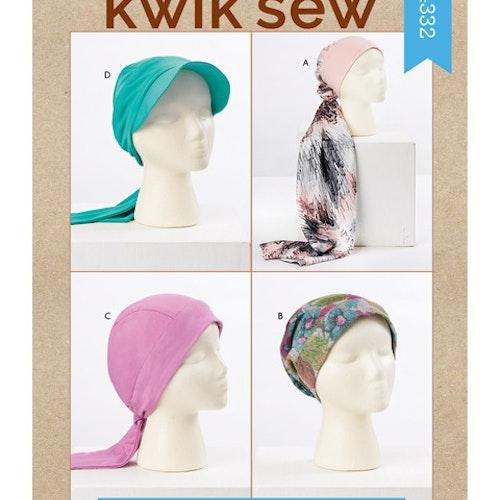 Kwik Sew k4332 Accessoarer Hatt