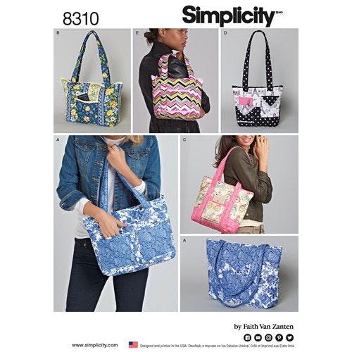 Simplicity 8310 OS Väska