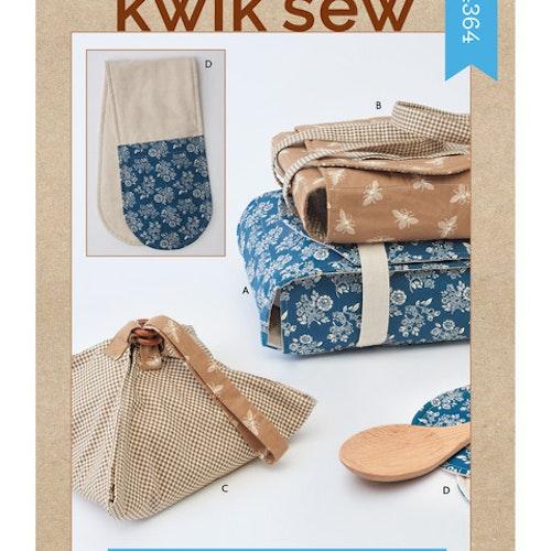 Kwik Sew k4364 Inredning