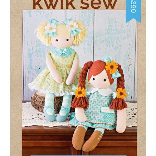 Kwik sew k4390 Docka Dockkläder