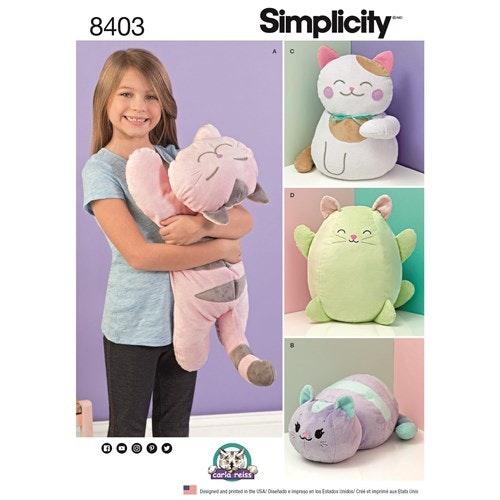 Simplicity 8403 OS Gosedjur