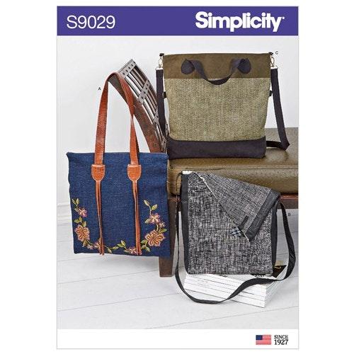 Simplicity 9029 OS Väska