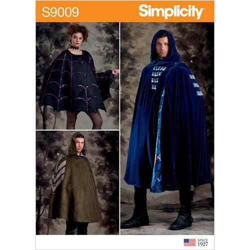 Simplicity 9009 OS