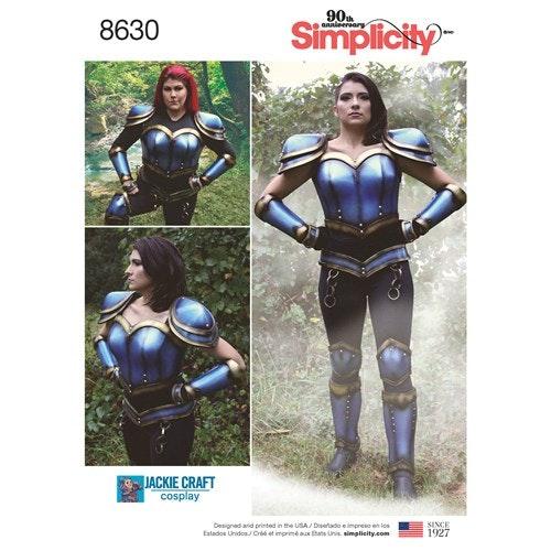 Simplicity 8630 U5 Dam Storlek 42-50
