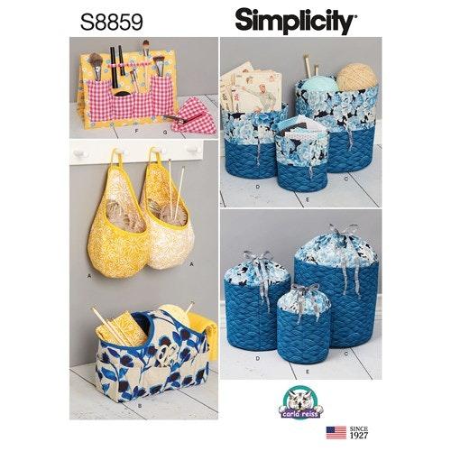 Simplicity 8859 OS Förvaring