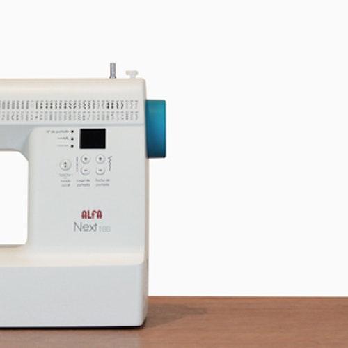 Alfa Hogar Next 100 symaskin med 100 sömmar FÖRKÖP, trolig leverans i slutet av september