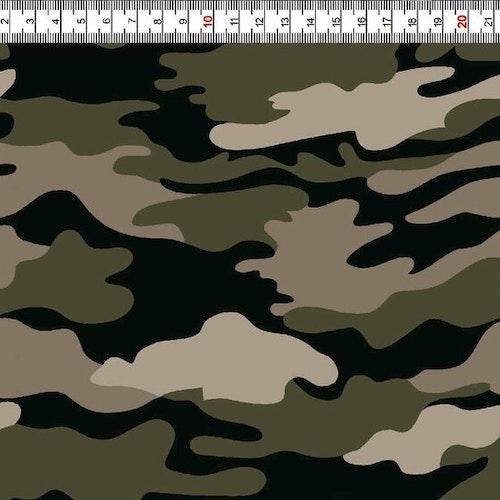 Camouflage TRIKÅ CAMO NY GOTS