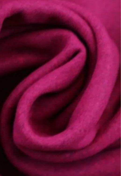 Blended Wool - FUCHIA