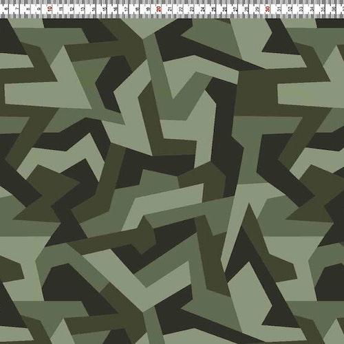 Camouflage TRIKÅ Skogsgrön